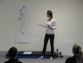 Posture and Chakras Workshop